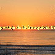 Publireportaje de la franquicia City Plan