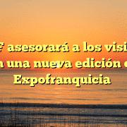 La AEF asesorará a los visitantes, en una nueva edición de Expofranquicia