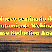 Nuevo seminario de Reclutamiento Webinar de Expense Reduction Analysts