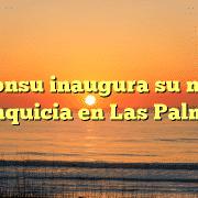 Disconsu inaugura su nueva franquicia en Las Palmas