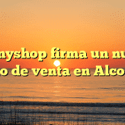 Tecnyshop firma un nuevo punto de venta en Alcorcón