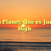 Urban Planet: Qué es Jumping High