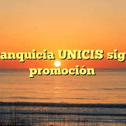 La Franquicia UNICIS sigue de promoción
