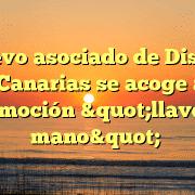 """El nuevo asociado de Disconsu en Canarias se acoge a la promoción """"llave en mano"""""""